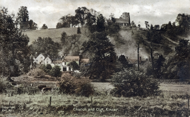 Church and Cliff, Kinver