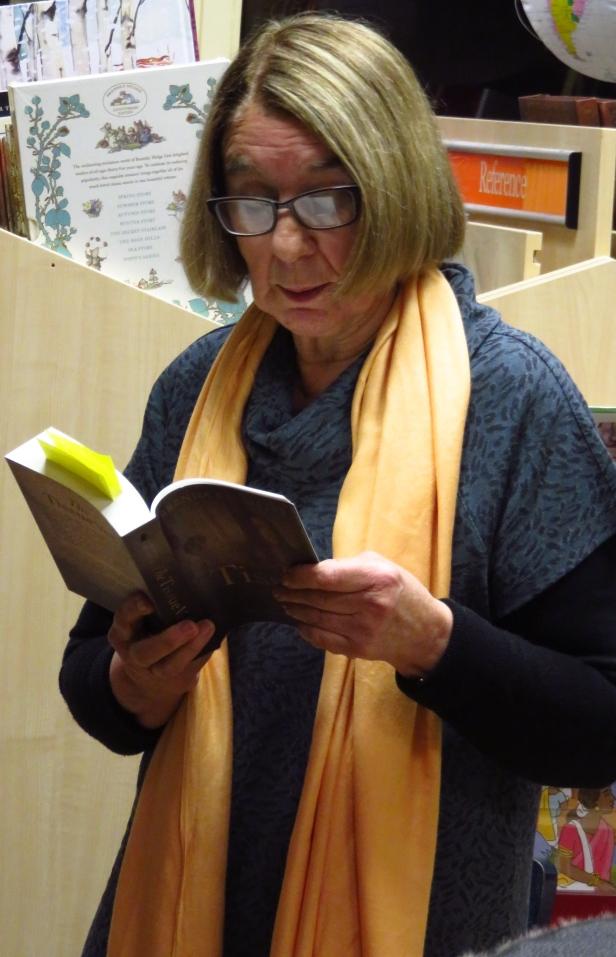 brenda-reading-from-the-tissue-veil